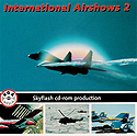 Airshows 2 cd-rom met veel aktie fotos van airshows